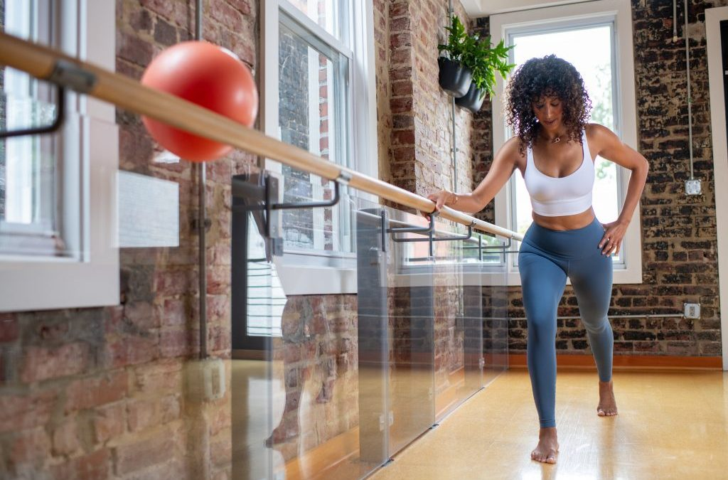 The Breakdown: Marketing Mojo, Episode 4: Acceptance, Community, Diversity, and Confidence with Barre 3 DC 14th Street Owner Alicia Sokol